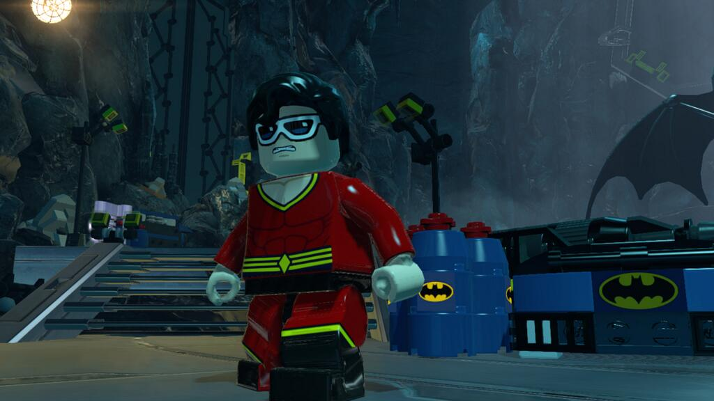 Lego Batman 3 Beyond Gotham Plastic Man Revealed The Master